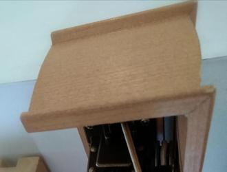 Дървени щори 50мм Woodclassic