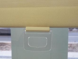 Роло ф35 с пружина бели компоненти