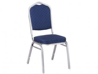 Метален стол с тапицерия WEM513