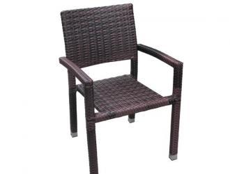 Стол с ПВЦ оплетка WE6649