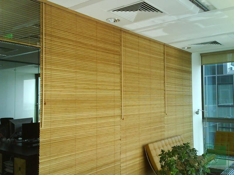 Бамбукови щори 27мм