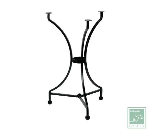 3LEG METAL TABLE BASE WE036