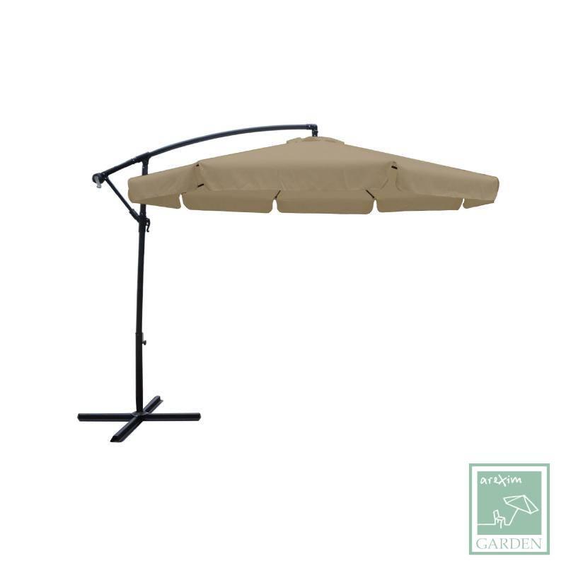 Алуминиев чадър със странично рамо Ф300см.WE906