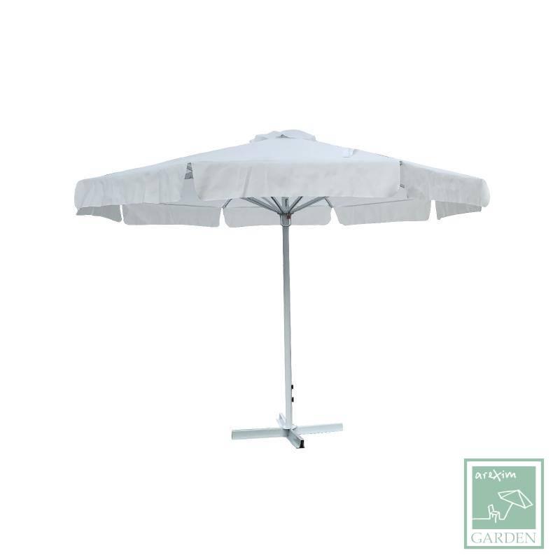 Алуминиев чадър 300x300см.WE907