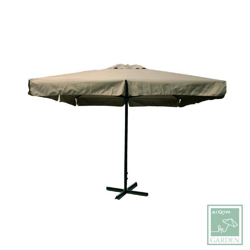 Алуминиев чадър 400x400см.WE908