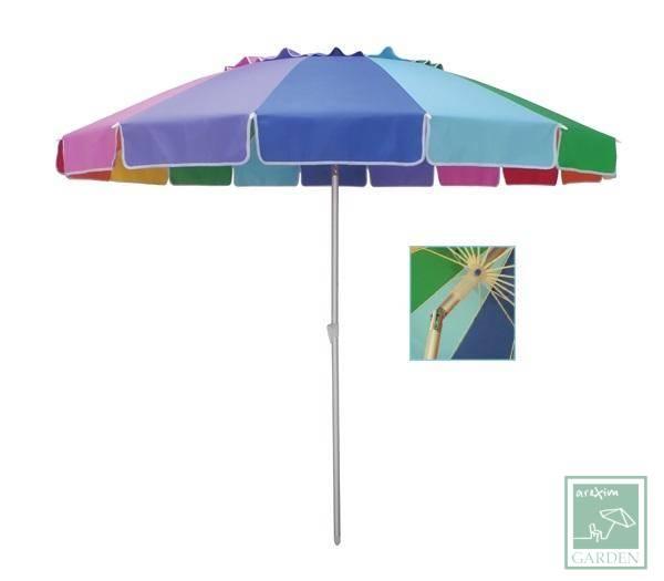 Алуминиев чадър Ф220см.WE903