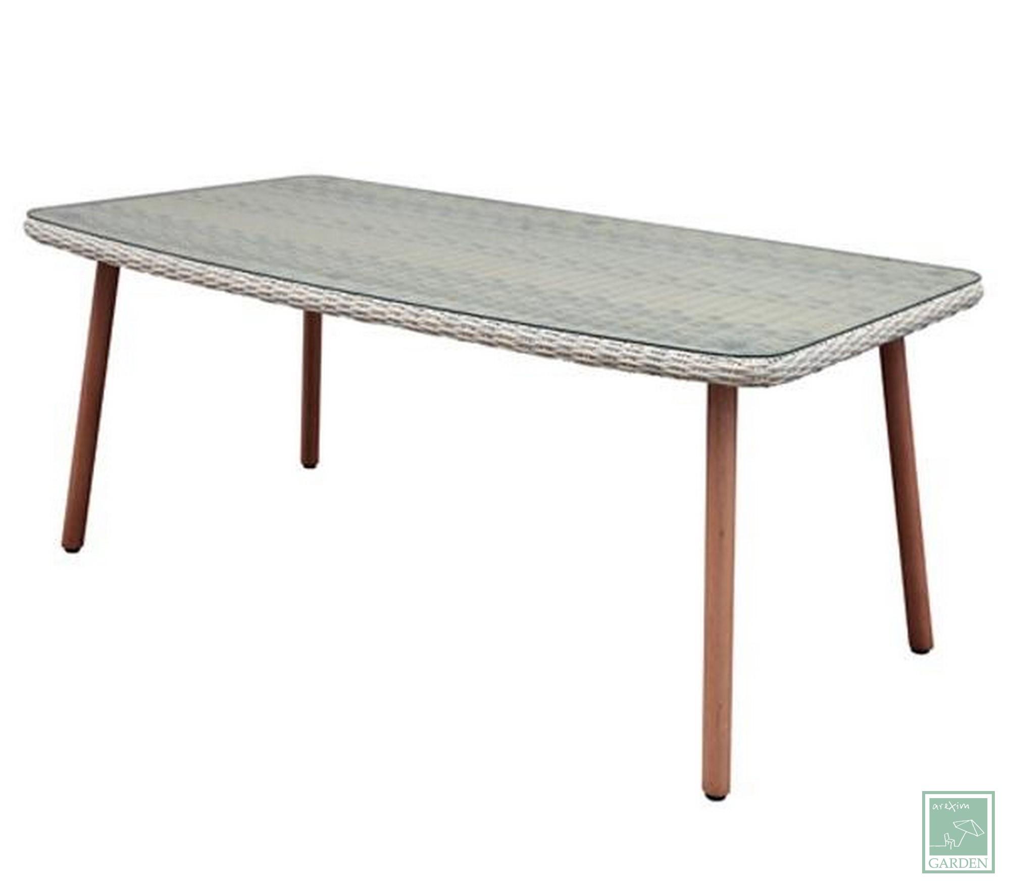Wicker table WE6798
