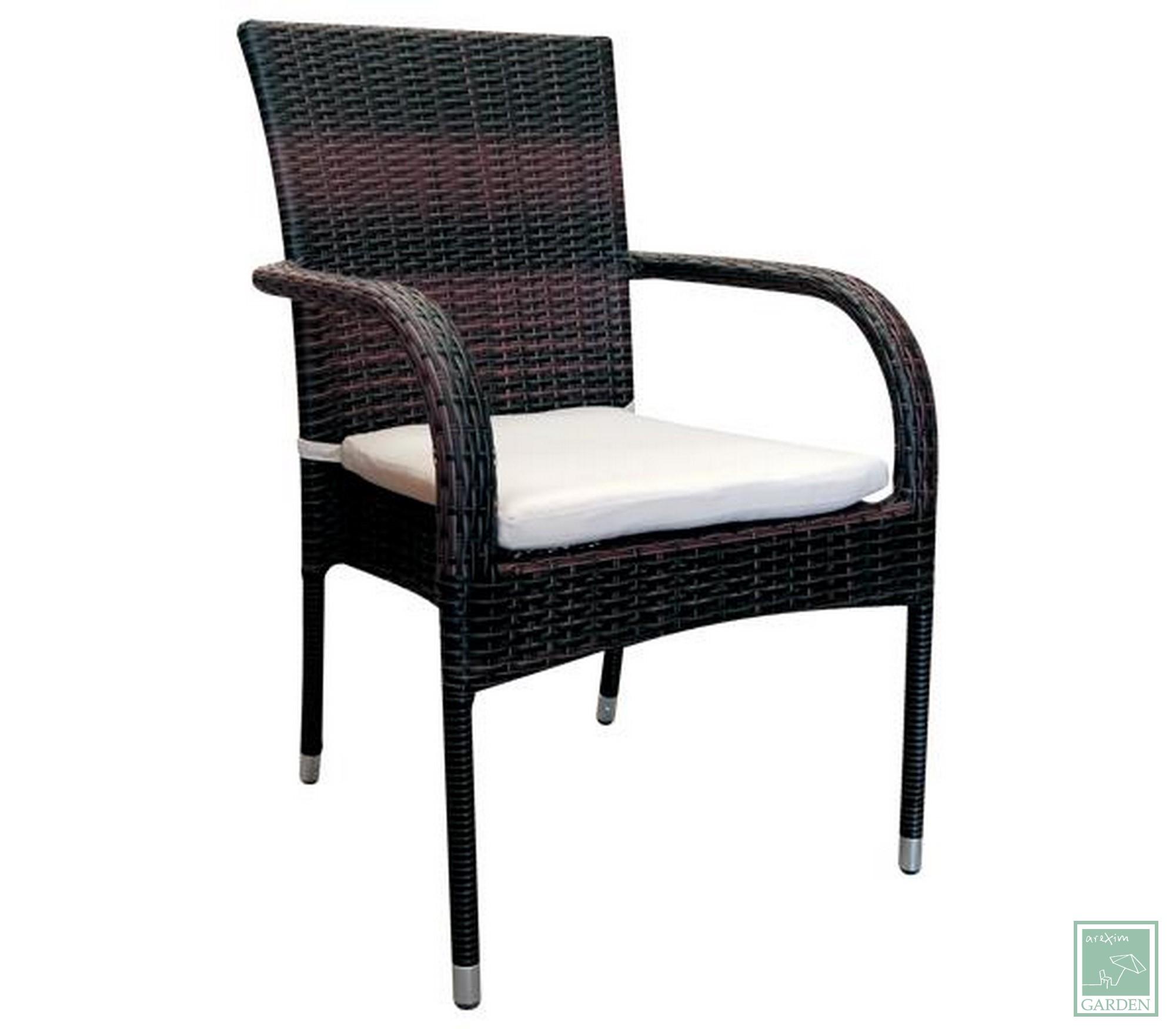 Стол с ПВЦ оплетка WE6725