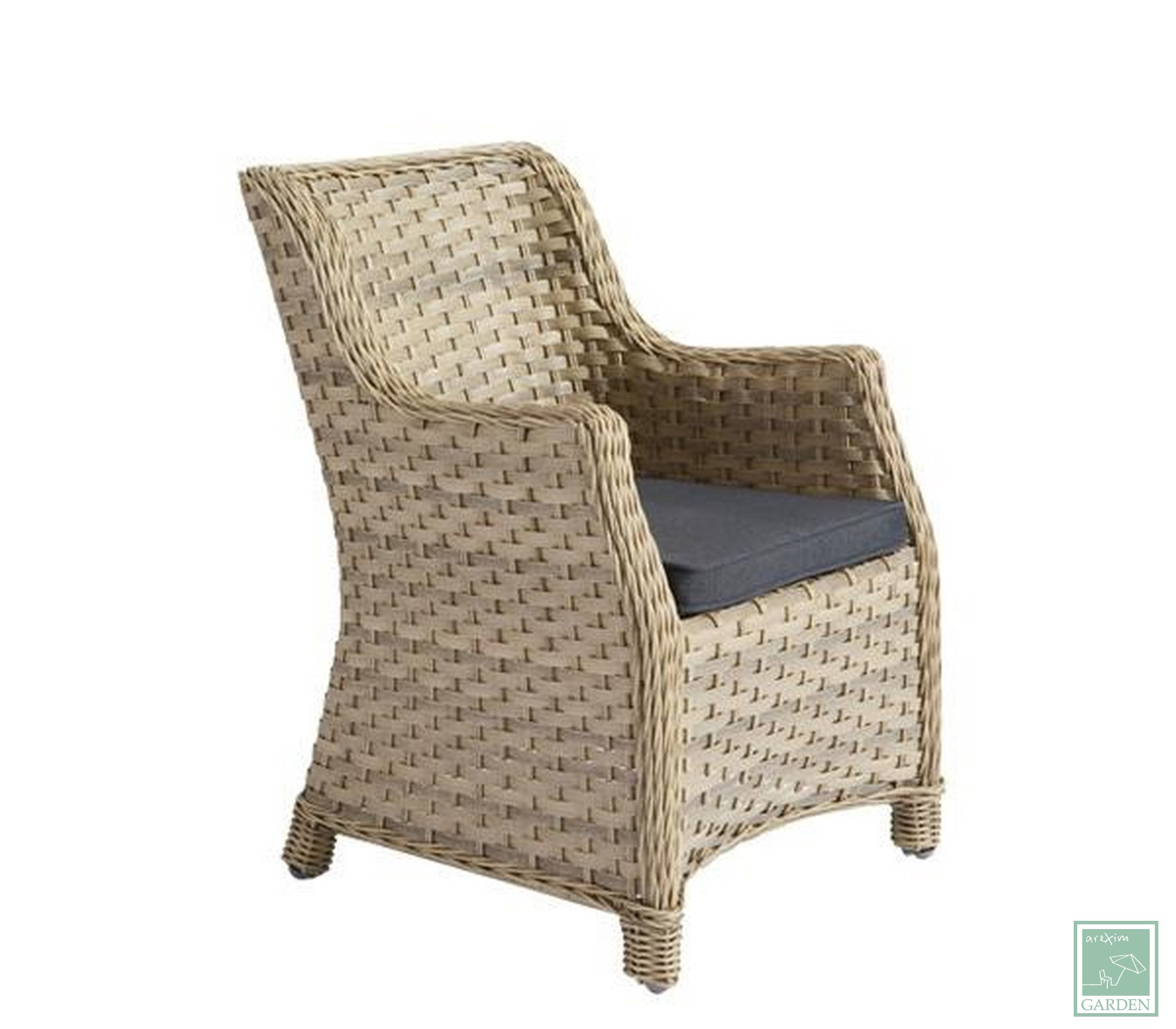 Wicker armchair WE6771