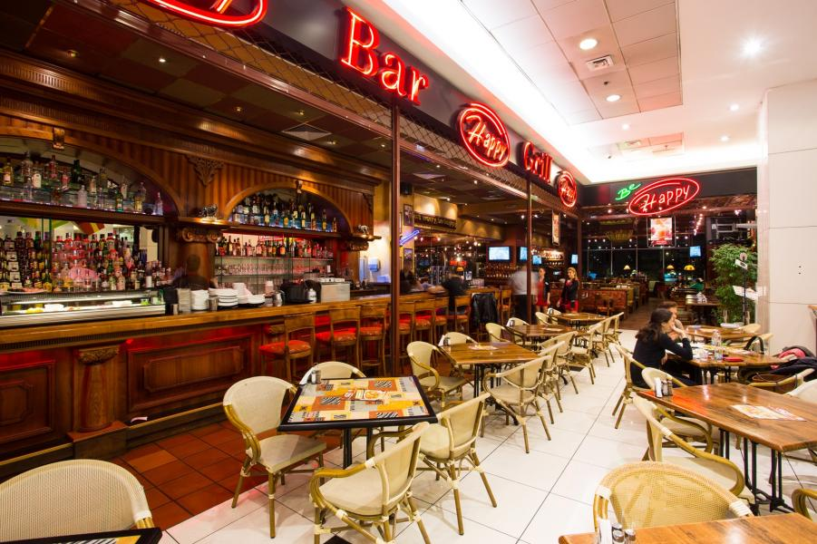 Верига ресторанти Happy Bar&Grill