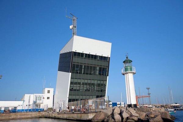 Брегови център за управление на морския трафик, Бургас