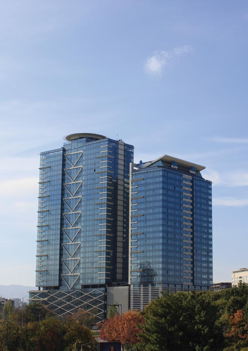 Милениум център – София
