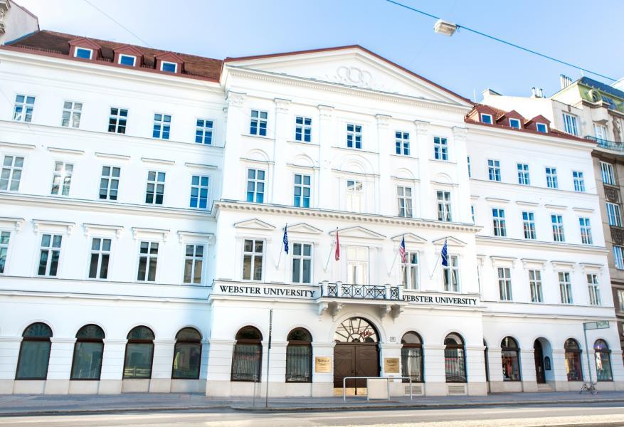 Американски университет - Виена