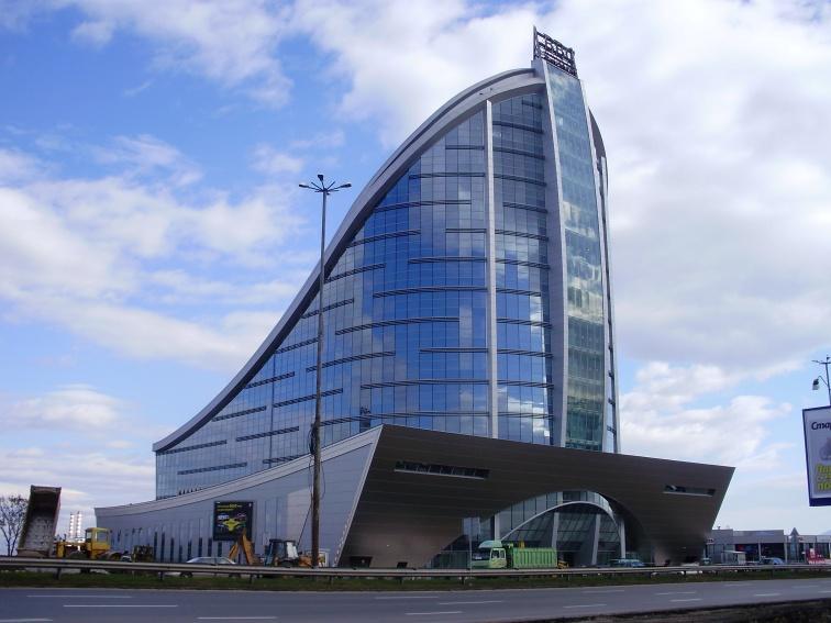 Бенчмарк Бизнес Център