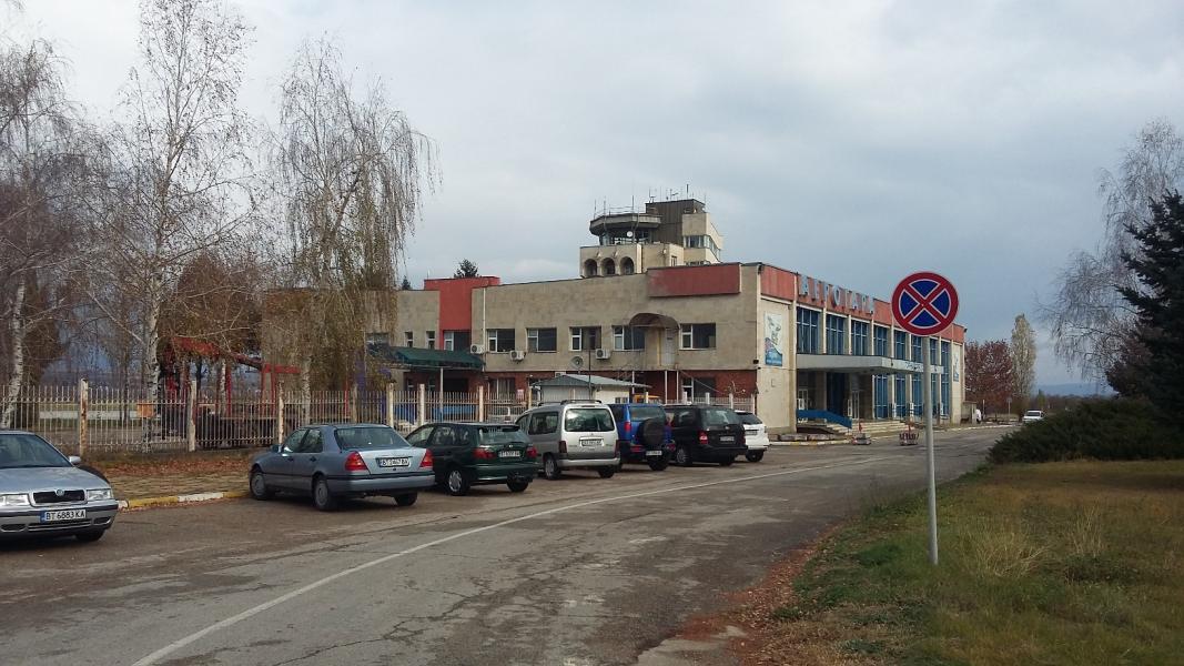 Кула на РВД летище Горна Оряховица
